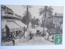 HYERES - Avenue Des Palmiers Et La Poste. - Hyeres