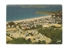 Cp, 22, Saint-Cast, La Plage Et La Pointe De La Garde, Voyagée 1986 - Saint-Cast-le-Guildo