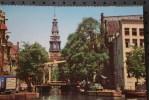 CPSM AMSTERDAM :EGLISE DU SUD AVEC PONT LEVIS  >> PAYS BAS  NEDERLAND HOLLANDE - Amsterdam