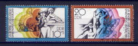 DDR Nr.2617/8             O   Used      (9247) ( Jahr: 1981 ) - Gebraucht