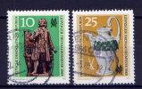 DDR Nr.2929/30      O   Used      (9421) ( Jahr: 1985 ) - DDR
