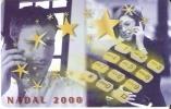 AND-120 TARJETA DE ANDORRA NADAL 2000 (CHRISTMAS) - Andorra