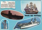 TARANTO  /  Navi E Sottomarini Della Marina Militare Italiana - Guerra