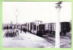 MONTREUIL SUR MER, Mai 1953. VFIL Du Pas De Calais. Format 15 X 10. Photo Bazin.  Coll. Pérève - Trenes