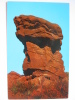 Mushroom Rock Garden Of The Gods Colorado CO Postcard - Colorado Springs