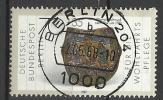 1987 Berlino - Berlin - Cat. Unificato N.752 - Cat. Michel N.791 - Usato / Oblited - [5] Berlino