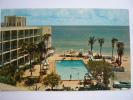Golden Gate Hotel And Swimming Pool Miami Beach Florida FL Postcard - Miami Beach