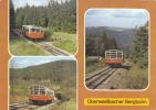 Tramways OberweiBbacher Bergbah,postcard Unused - Germania - Strassenbahnen