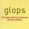 GLOPS  Posavasos Spain - Beer Coaster - Portavasos