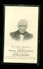 Doodsprentje ( 5522 )  Beelaert  - Drongen  1903 - Santini