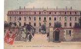 18392 LA CASERNE LAMORICIERE ( 11e  TRAIN DES EQUIPAGES ) . LL 192 . Colorisée