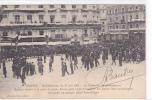 18404 NANTES Manifestations14 Juin 1903. Capitaine Gendarmerie Baudry Canne Ferrée Place Saint Pierre. Dugas