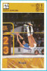 SARA SIMEONI  Italy Athletics High Jump (Yugoslavia Old Card Svijet Sporta) Jumping Italia Athletisme Atletismo Atletica - Leichtathletik