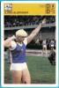 ILONA SLUPIANEK - Athletics Shot Put Germany ( Yugoslavia Vintage Card Svijet Sporta ) Athletisme Atletismo Atletica - Athletics