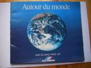 - Air France - Tarifs De Bord - Nombreuses Publicités - Parfums, Cigarettes, Spiritueux - 1978 - - Aviation