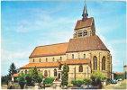 52. Cpsm. Gf. SOMMEVOIRE. L'Eglise Notre-Dame. 989 - France