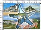 EN NORMANDIE -   Etoile De Mer -  Cabourg, Mont Saint Michel, Dieppe, Etretat, Arromanches - France