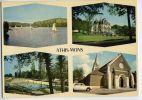 ATHIS-MONS--Vues Diverses (voitures ),cpm N° 91-15  éd  Raymon--jolie Carte - - Athis Mons