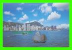 HONG KONG, CHINA - THE CENTRAL DISTRICT OF HONG KONG ISLAND VIEWED FROM KOWLOON PENINSULA - THE LUX CO - - Chine (Hong Kong)
