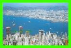 HONG KONG, CHINA - KOWLOON FROM THE PEAK - THE LUX CO - - Chine (Hong Kong)