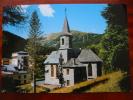 Madonna Di Campiglio The Small Church La Chiesetta Italy Postcard - Italy