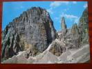 Madonna Di Campiglio Dolomiti Di Brenta Alta 2960m Italy Postcard - Italy