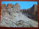 Gruppo Di Brenta Rifugio Silvio Agostini 2140m Refuge Italy Postcard - Italy