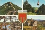"""FRANCE  15 La Haute Auvergne """"2 Scans""""  Superbe Oblitération - Zonder Classificatie"""