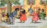 CHATS Humanisés Habillés , Cat Cats , Chatons Dessin , * 124 06 - Chats