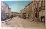 Sémalens : Avenue De L´église - Francia
