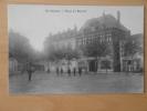 """CPA Roanne """"Place Du Marché"""" Loire, 42 - Roanne"""