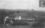 ETRIGNY : Entrée Du Bourg, Route De Sennecey.. 2 Scans. - Frankreich