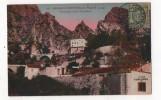 C.P.A Grimaldi-Ventimiglia Ponte St Luigi - Imperia