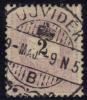 YT N° 24 B   DENTELÉ   12x11.5 - Hongrie