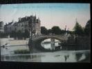 GENT - Pont Du Pain Perdu Pris Du Quai Des Tilleuls - Hoffmann  - Verzonden - 1908 - Envoyée - Lot 84 - Gent