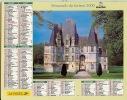 ALMANACH DES PTT  2000 RHONE - Calendars