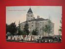 Washington > Vancouver  Columbia School   1913 Cancel---   === Ref 282 - Vancouver