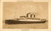 Champollion. Messageries Maritimes - Paquebots