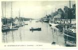 Ouistreham.  Riva-Bella . Le Canal. - Ouistreham
