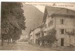 TANINGES  Avenue Des Tilleuls - Taninges