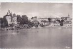 18425 PORNIC : Vue Sur La Ville Et Le Château .CIM