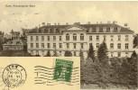 AK  Bern - Kant. Frauenspital  Mit Versuchsflagge          1912 - Storia Postale