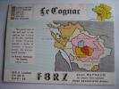 QSL...CARTE RADIO AMATEUR - BARBEZIEUX - 1979 - F 8 R Z - RAYNAUD JEAN - Radio Amateur