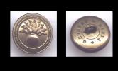 BOUTON ARTILLERIE  21 MM - G  CORPET - PARIS - Buttons