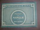 BIBLIOTHEQUE DMC POINT DE MARQUE - Loisirs Créatifs