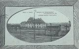 67 HAUSBERGEN La GARE Ligne De Chemin De Fer 1910 - Unclassified