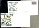 France Entier Postal Yvert No. 3117-E5 ** D´Artagnan Bienvenue En Gascogne N° 809 Lot 42K/0510901 Avec Carte De Correspo - Ganzsachen