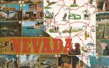 B32346 Nevada The Silver State Reno Used Perfect Shape - Reno