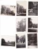 18445 - Lot 19 Photo 8x5 Cm Datée 1933,34, Mariemont Chateau Parc Etang ; - Non Classés