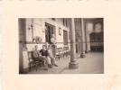 18448 - Lot 7 Photos 8x5 Cm Datée 1930 à 40,  Belgique école - Kiekens Jean . Sport Volley - A Identifier